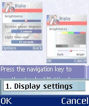 Figure 30 - Running the<br>device setting utility